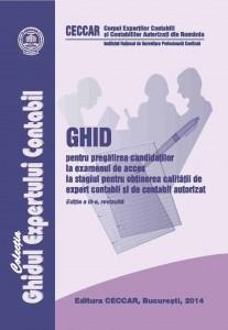 A apărut ediţia 2014 a lucrării pregătitoare  pentru examenul de acces