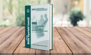 O nouă publicație de interes: Ghid pentru pregătirea candidaților la examenul de aptitudini pentru obținerea calității de expert contabil și de contabil autorizat, ediția a VI-a, revizuită și adăugită