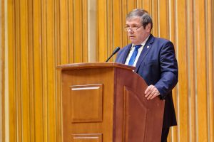 Mesajul senatorului Ștefan Mihu, vicepreședintele Comisiei pentru buget, finanțe, activitate bancară și piață de capital, în deschiderea Congresului profesiei contabile