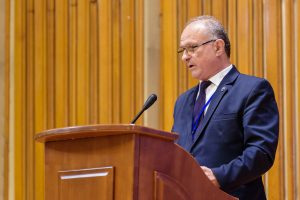 """Vasile Cocoș, membru în Comisia pentru buget, finanțe și bănci din Camera Deputaților: """"Ne dorim ca în continuare CECCAR să fie unul dintre partenerii de bază ai comisiei pentru îmbunătățirea cadrului financiar fiscal-contabil"""""""