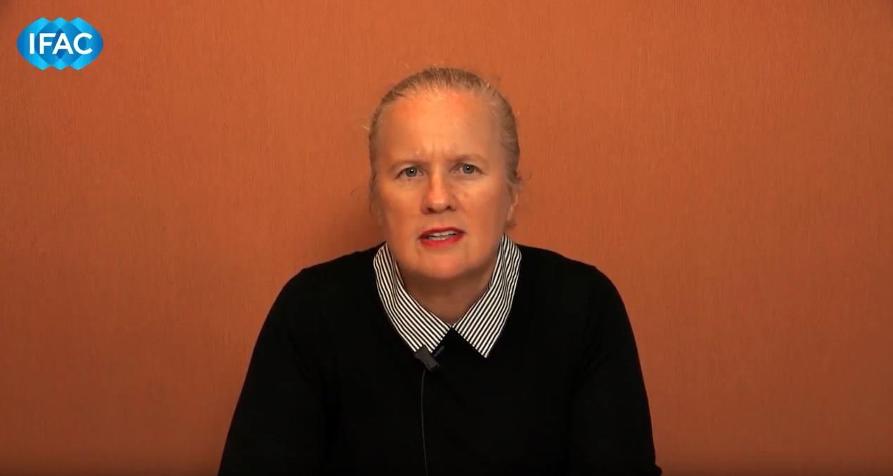 (VIDEO) Mesajul președintelui IFAC, Rachel Grimes, în deschiderea Congresului profesiei contabile, ediţia a XXII-a