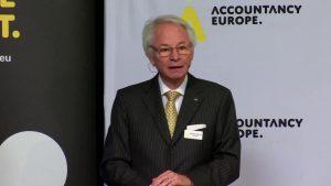 Mesajul Președintelui Accountancy Europe, Edelfried Schneider, adresat celei de-a XXII-a ediții a Congresului profesiei contabile din România