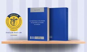 """A fost lansat volumul """"Contabilitatea şi fiscalitatea reorganizării și lichidării societăților"""""""