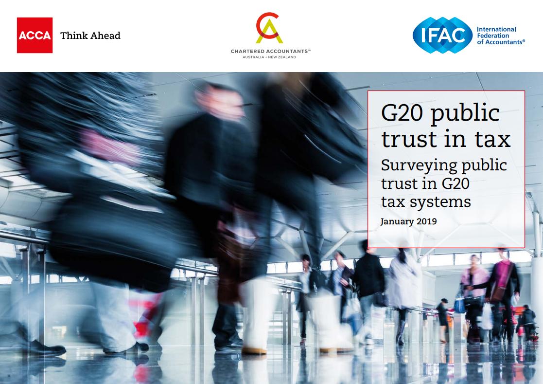 Lipsa transparenței, complexitatea, inegalitatea și corupția din sistemele fiscale sunt cele mai mari preocupări ale publicului din țările G20