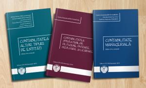 Trei publicații noi destinate stagiarilor, în curs de apariție la Editura CECCAR