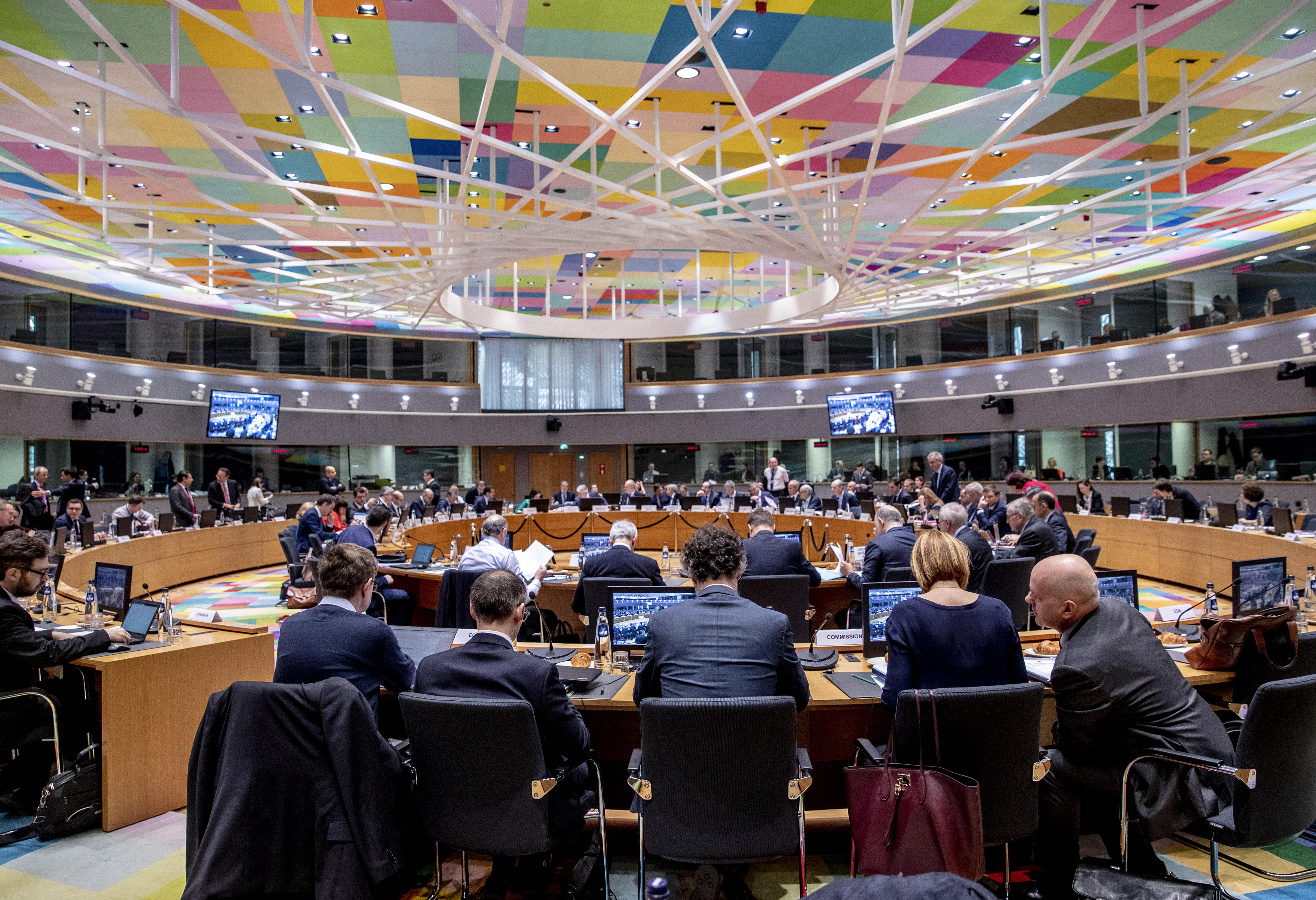 (FOTO-VIDEO) Rezultatele Consiliului ECOFIN din 12 martie