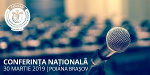 Convocări la Conferința Națională din 30 martie 2019