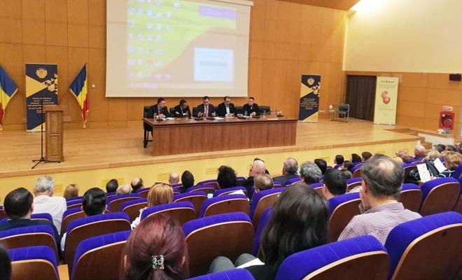 Ministrul Ștefan-Radu Oprea, în dialog cu profesioniștii contabili din județul Bacău