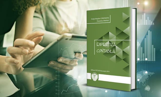 Expertiză contabilă, o nouă publicație care vine în sprijinul stagiarilor, disponibilă acum la filialele CECCAR