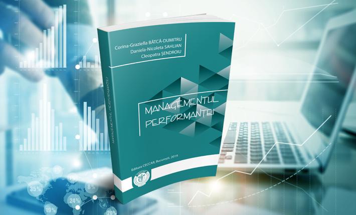 """""""Managementul performanței"""", o nouă publicație care vine în sprijinul stagiarilor"""