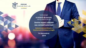 Sesiune extraordinară a Examenului de acces la stagiu: 7-8 decembrie 2019
