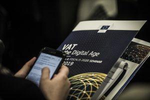 """Conferința """"TVA în era digitală"""": oportunitățile și provocările pe care noile tehnologii le aduc în domeniul TVA, analizate de specialiști în fiscalitate, oficiali ai UE și reprezentanți ai mediului de business"""