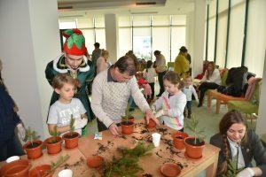 """""""Un copil, un brăduț. O prietenie pe viață"""": CECCAR, alături de Regia Națională a Pădurilor – Romsilva, în campania de responsabilizare a celor mici față de natură"""