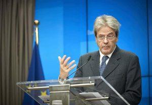 Comisarul european Paolo Gentiloni a ținut un discurs cu privire la prioritățile Comisiei Europene în ceea ce privește politica fiscală a UE