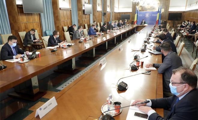 Hotărârea de Guvern privind starea de alertă a fost publicată în Monitorul Oficial
