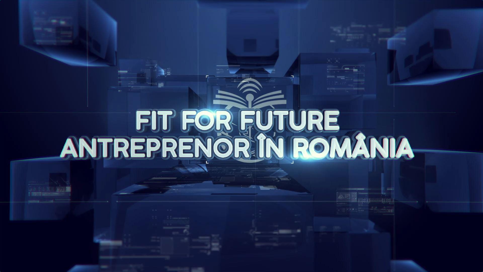 """Prima ediție a emisiunii """"Fit for Future – Antreprenor în România"""", pe CECCAR TV"""