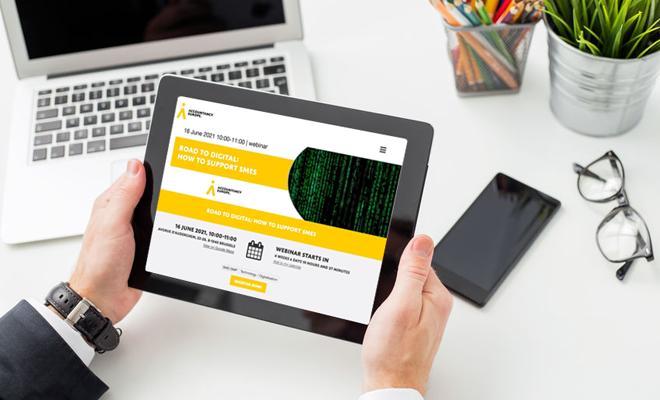 Webinar Accountancy Europe – Calea spre digitalizare: Cum să sprijiniți IMM-urile